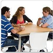 De vergadering